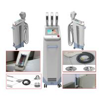 China 3 Handles IPL; HR; SR; VR; Hair Removal, Skin Rejuvenation,Vascular Removal for sale