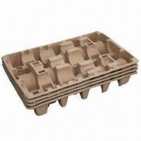 Wholesale Blister Tray with Biodegradable, Absorbs Impact and Static Neutral from china suppliers