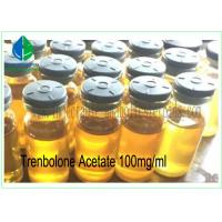 China Safest Injectable Steroids Trenbolone Acetate 100mg/Ml For Muscle Mass for sale