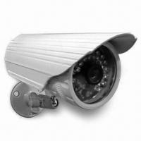 Wholesale H.264 Megapixel IP Camera, Support Cellphone Connection and 2-way Audio from china suppliers