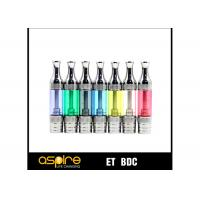 Buy cheap Dual Coil Bottom Head Aspire Clearomizer For Ego , 3ml 1.6ohm / 1.8ohm from wholesalers