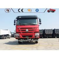 6-10 Wheel Heavy Duty Mining Trucks 16-20 Cubic Meter Capacity Automatic Transmission for sale