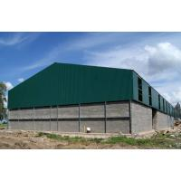 China Prefabricated and Portal Frame H Section Steel Structure Warehouse for sale