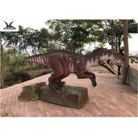 Wholesale Artificial Custom Dinosaur Garden Ornaments For Jurassic World 60HZ from china suppliers