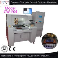 Buy cheap Twin Tables PCB Laser Cutting Machine PCB Router for MCPCB Boards from Wholesalers