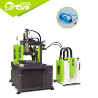 China Automatic Injection Mold Maker , Swimming Googles Vacuum Injection Molding on sale
