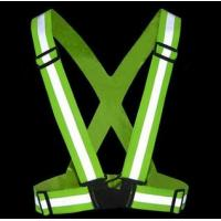 Wholesale reflective safety vest,reflective rain coat,LED reflective bicycle vest from china suppliers