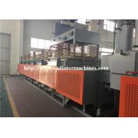 380V PLC Controlled Mesh Belt Furnace With PID Temperature Regulation for sale