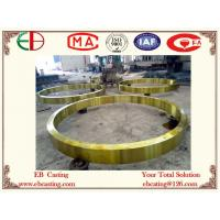 Wholesale OD4300 Supporting Ring Cast Steel up to 300 tons EB14018 from china suppliers