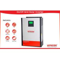 Buy cheap 1kW On/Off Grid Pure Sine Wave Solar Inverters with 80A MPPT Solar Charge Controller from wholesalers