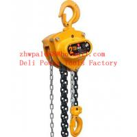 Wholesale Chain block,lever block,electric hoist from china suppliers