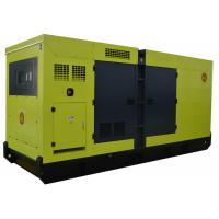 Quality Industrial Silent Diesel Power Generator With Cummins Engine KTA19-G3 for sale