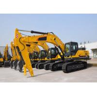 China High Strength Compact Excavator Stable Performance Low Fuel Consumption on sale