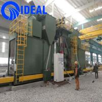 Buy cheap Clean-In-Place (CIP) Cleaning Type and Electric Fuel Shot Blasting Machine From China Factory from wholesalers