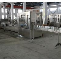Wholesale 380V 50Hz Electric Food Filling Machine PLC Control For Juice / Water from china suppliers