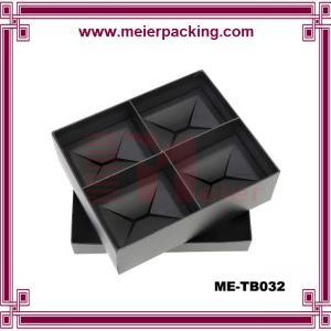 Wholesale High quality fancy mug paper box/4 Set Coffee Mug Gift Box/Ceramic Mug Paper Box with Papercard Insert  ME-TB032 from china suppliers
