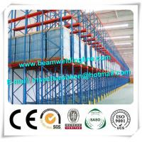 China High Speed C Z Purlin Roll Forming Machine For Storage Shelf Racking System on sale