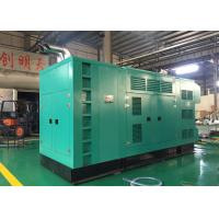 Buy cheap Industrial Generator 625KVA 3 Phase Diesel Generator Silent Diesel Generator from wholesalers