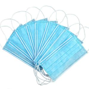 Wholesale Anti PM2.5 Non Sterile Triple Layer Earloop Face Mask from china suppliers