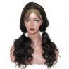 8 - 26 Inch Virgin Brazilian Full Lace Wigs For Women / Full Head Lace Wig for sale