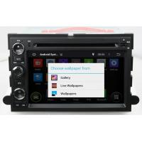 Wholesale Ouchuangbo Car Multimedia Stereo 3G Wifi BT Touch Screen DVD System Android 4.4 for Ford Edge /Fusion /Focus OCB-7014D from china suppliers