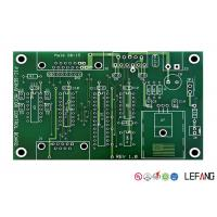 Wholesale Rectangle Thick Bare Copper PCB Board , High TG 2 OZ Presensitized PCB Board from china suppliers