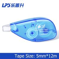 Wholesale Side Way Blue Colored Correction Tape Runner Comfortable Grip Design from china suppliers