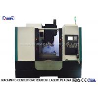 3 Color Alarming Lamp CNC Vertical Machining Center For Sanitary Ware for sale