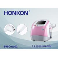 Wholesale Pink 300W Portable 808Nm Diode Laser Beauty Machine For Permanent Hair Removal from china suppliers