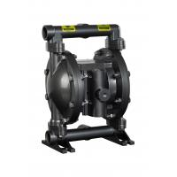 China Corrosion Resistant Air Driven Double Diaphragm Pump 353×477.5×233.2mm on sale