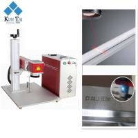 Wholesale Buy fiber laser engraving machine/30w fiber laser marking machine for metal and nonmetal from china suppliers