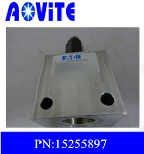 China Terex tr100 relief valve valve 15255897 on sale