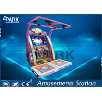 China Fashion Amusement Dance Hero Arcade Machine For 1 - 2 Player 400W for sale