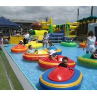 Wholesale PVC Inflatable Toy Boat , Children Animal Bumper Boat for Water Game from china suppliers