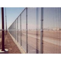 Wholesale Durable 358 High Security Wire Fence Rot Proof 3.2mm Horizontal Wire from china suppliers