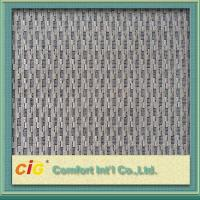 Woven Custom Vehicle Grey Upholstery Fabric for Seat Cover / Lining for sale