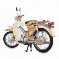 Wholesale EEC Motor Bike with 4-speed and Single Auto-clutch Transmission, Measuring 1,830 x 710 x 1,040mm from china suppliers