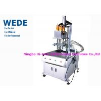 Buy cheap Precision Pneumatic Hydraulic Press Auto Screwing Machine For Ceiling Fan Cover from wholesalers