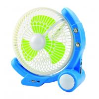 Wholesale High Brightness Emergency LED Rechargeable Fan Long Life Time from china suppliers