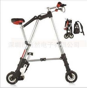 "China 8"" wheeled folding bicycle folding bike,A-bike on sale"