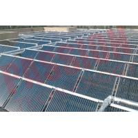 China 50 Tubes Solar Pool Heating System Vacuum Tube Solar Collector Glass Tube Heater For Hotel on sale