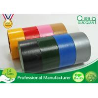 Wholesale High Adhesion Printed Cloth Duct Tape Heavy Duty Reinforced 48mm X 9.14m from china suppliers