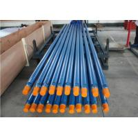 Wholesale Engineering Drilling / Mining Drill Steel Pipe High Strength Steel Material from china suppliers