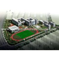 China Pre Assembled Format Steel Buildings / Freedom Steel Aircraft Hangar Buildings on sale