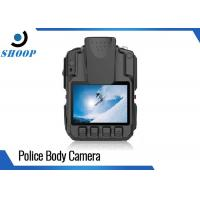 Wholesale High Resolution WIFI Police Body Cameras With GPS Drop Resistance 2m from china suppliers