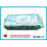 Wholesale All Ages Adult Wet Wipes PH Balanced Big Size Safe Spunlace For Sensitive Skin from china suppliers