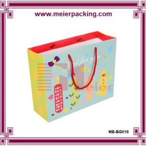Wholesale Birthday gift paper box, custom printing China paper gift box ME-BG016 from china suppliers