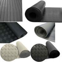 China Safty and durable latex rubber sheet with multiple functions for industrial use on sale