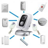 Wholesale MMS camera video surveillance systems integrated security Mobile GSM home security monitor systems wholesale store from china suppliers