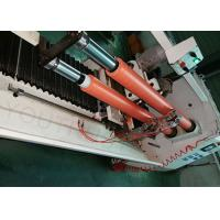 Jumbo Roll Tape Cutting Machine Two Rollers Cutting Machine Width 1310mm